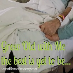 Life: Grow Old with Me, Marriage Moment at Great Peace Academy