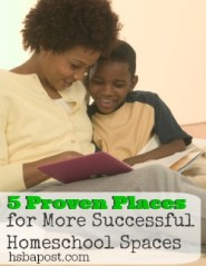 homeschool spaces thumbnail