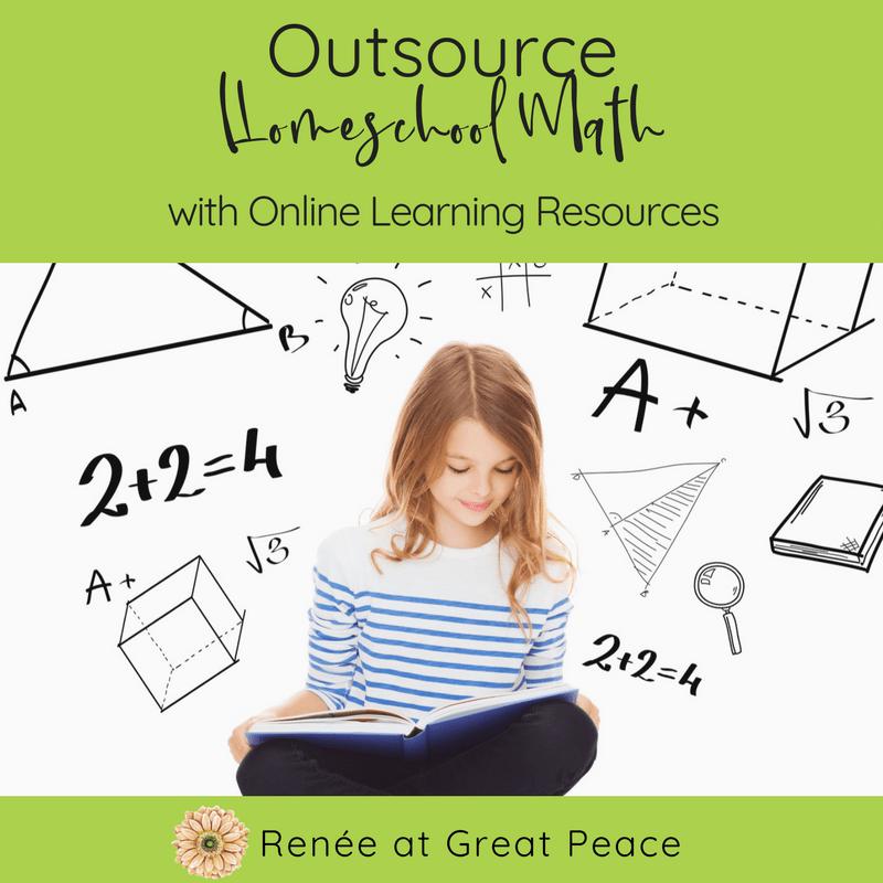 Outsource Homeschool Math