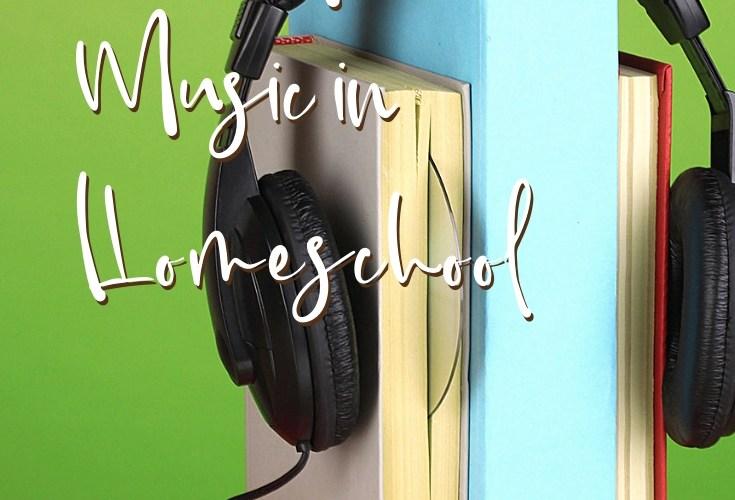 How to Teach Music in Homeschool | Renée at Great Peace #homeschool #music #muiscappreciation #ihsnet