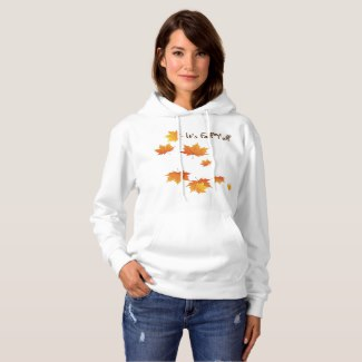 It's Fall Y'all Hoodie | Renée at Great Peace #homeschool #autumn #moms