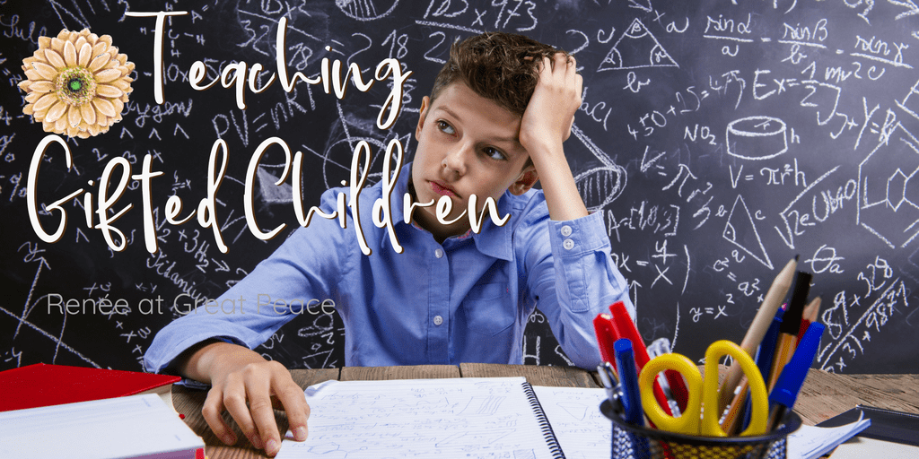100 Must-Read Things for Parents of Gifted Children to Read | Renée at Great Peace #gifted #gtchat #ihsnet #homeschool