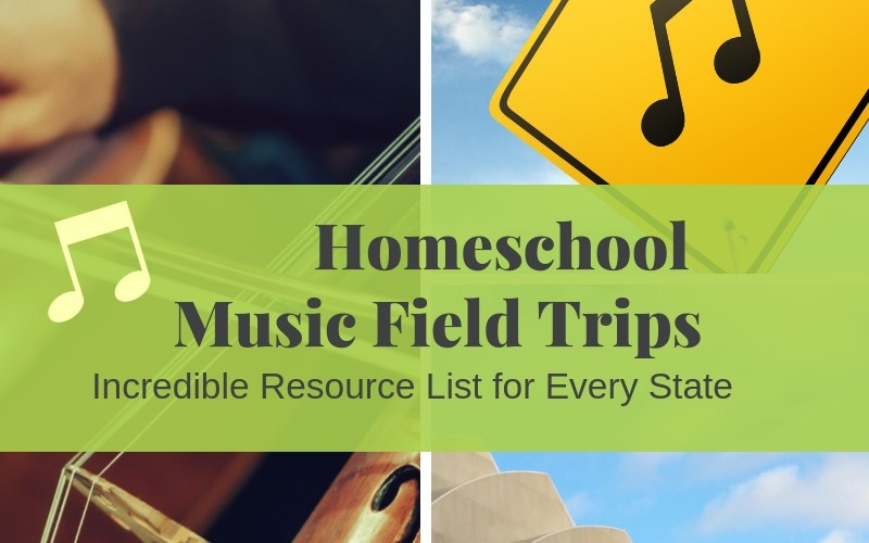 Music Field Trips for Homeschool Music Appreciation | | Renée at Great Peace #music #muiscappreciation #fieldtrips #homeschool #ihsnet
