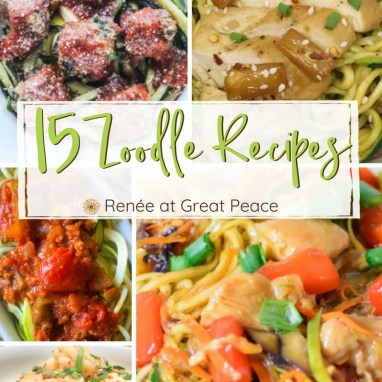 Zoodle Recipes (1)