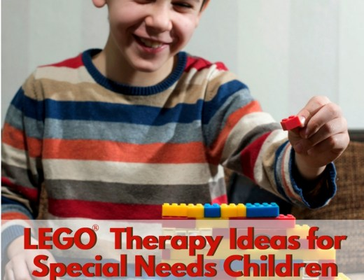 LEGO Therapy Ideas for Special Needs Children | Renée at Great Peace #specialneeds #LEGO #homeschool #ihsnet