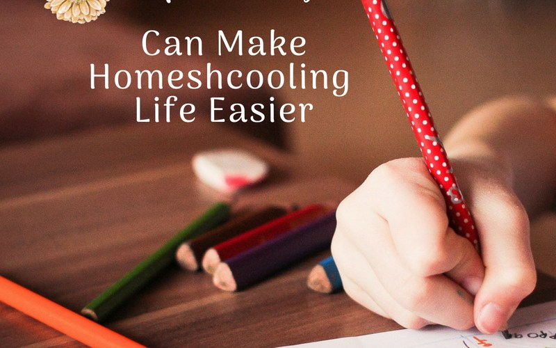 How Notebooking Can Make Life Easier for Homeschoolers | Renée at Great Peace #homeschool #notebooking #ihsnet
