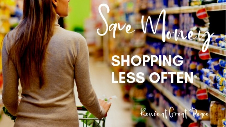 Meal Planning without a Plan   Renée at Great Peace #mealplanning #groceryshopping #savemoney