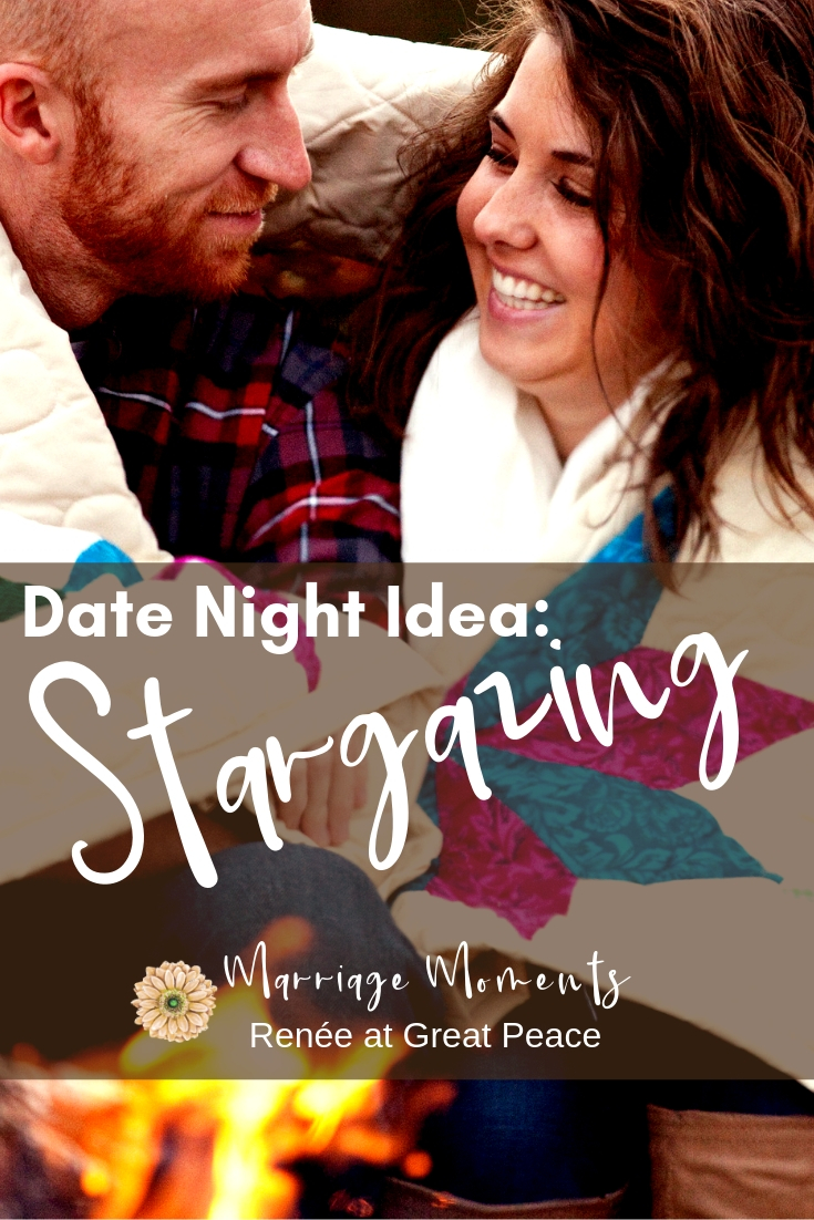 5 Marriage Date Nights When Your Husband is a Loner | Renée at Great Peace #MarriageMoments #marriage #husbands #wives #datenights