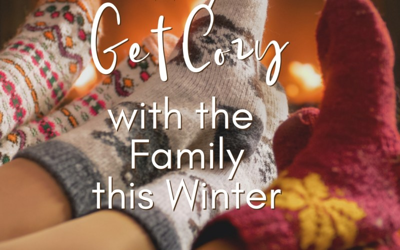 How to Get Cozy with the Family this Winter | Renée at Great Peace #family #homemaking #familytime