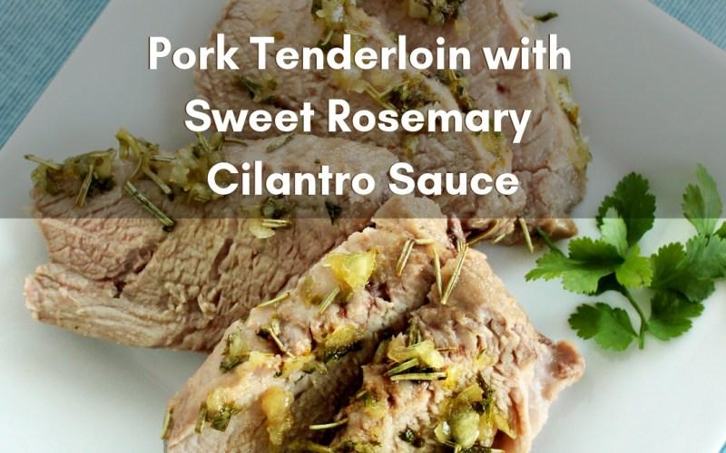 Family Dinner Idea with Pork Tenderloin | Renée at Great Peace #familydinnerideas #familydinner #dinner #porktenderloin #ihsnet