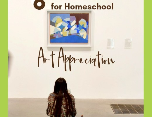 8 Free Resources for Teaching Art Appreciation in Homeschool | Renée at Great Peace #homeschool #homeschoolart #artappreciation #ihsnet