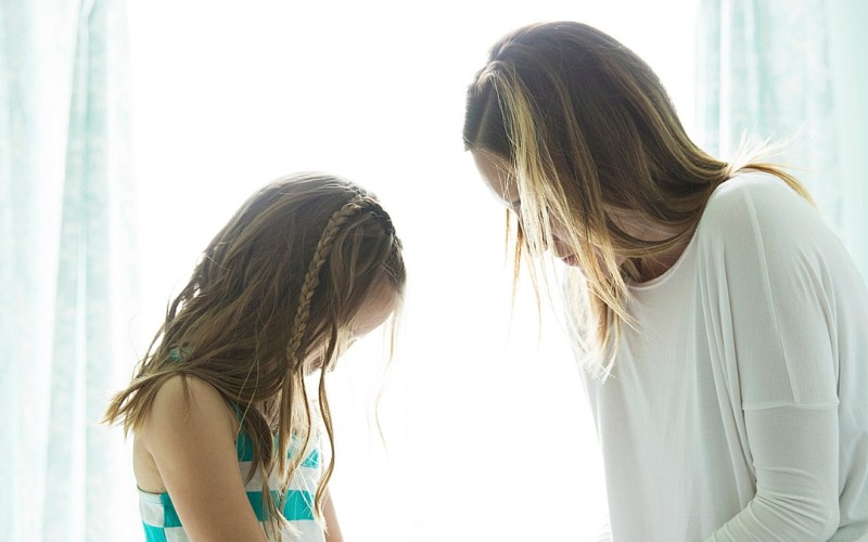 15 Quotes for Moms of Girls | Renée at Great Peace #moms #quotes #family #ihsnet