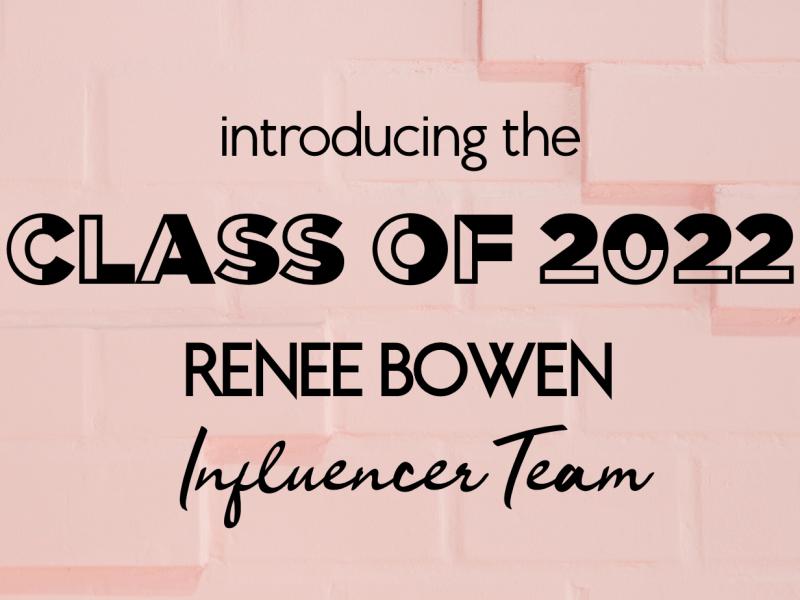 Class of 2022 Influencer Team :: High School Senior Portraits by Renee Bowen