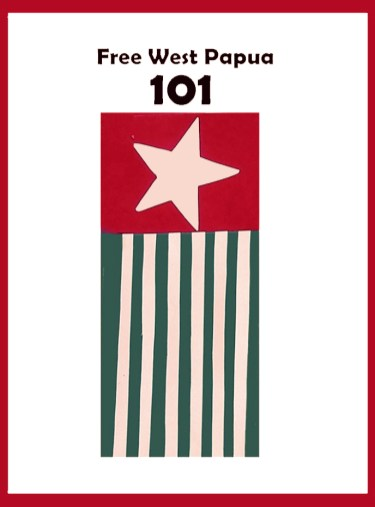 Free West Papua 101: BANNED