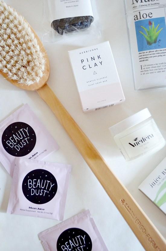 beauty detox guide