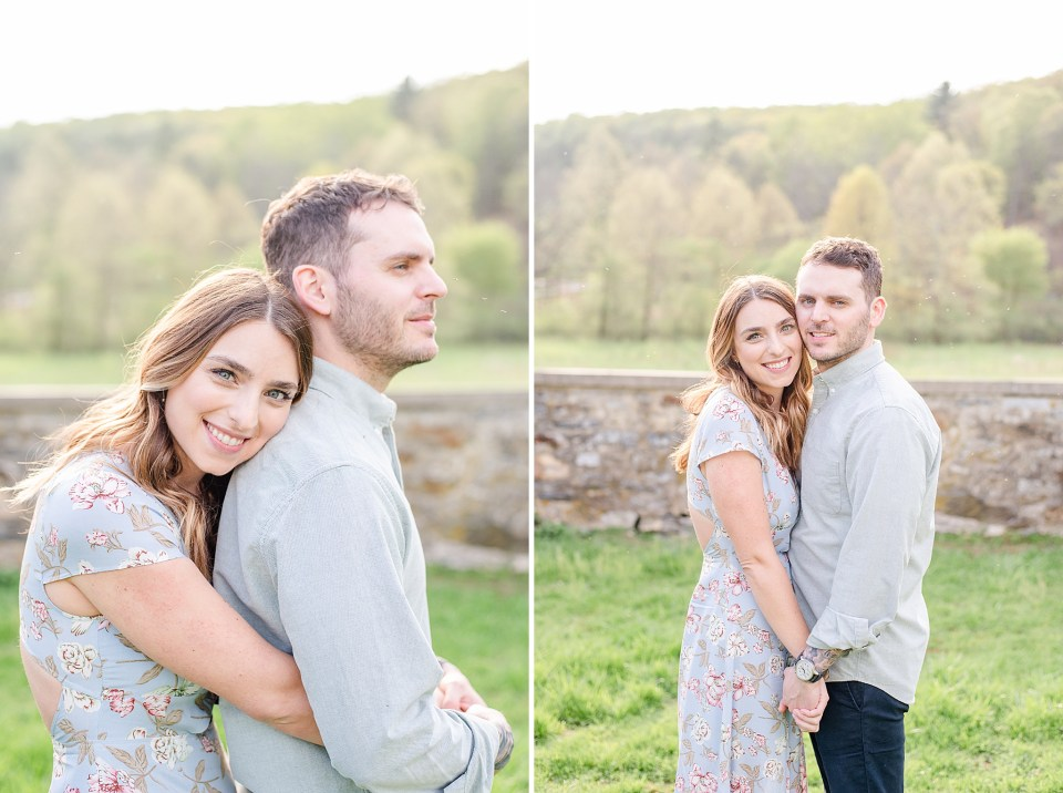 Valley Forge engagement session with PA photographer Renee Nicolo Photography