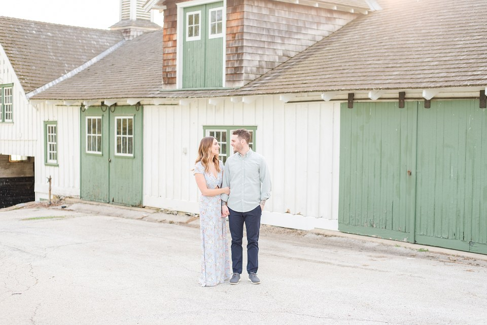 Valley Forge engagement session by Renee Nicolo Photography