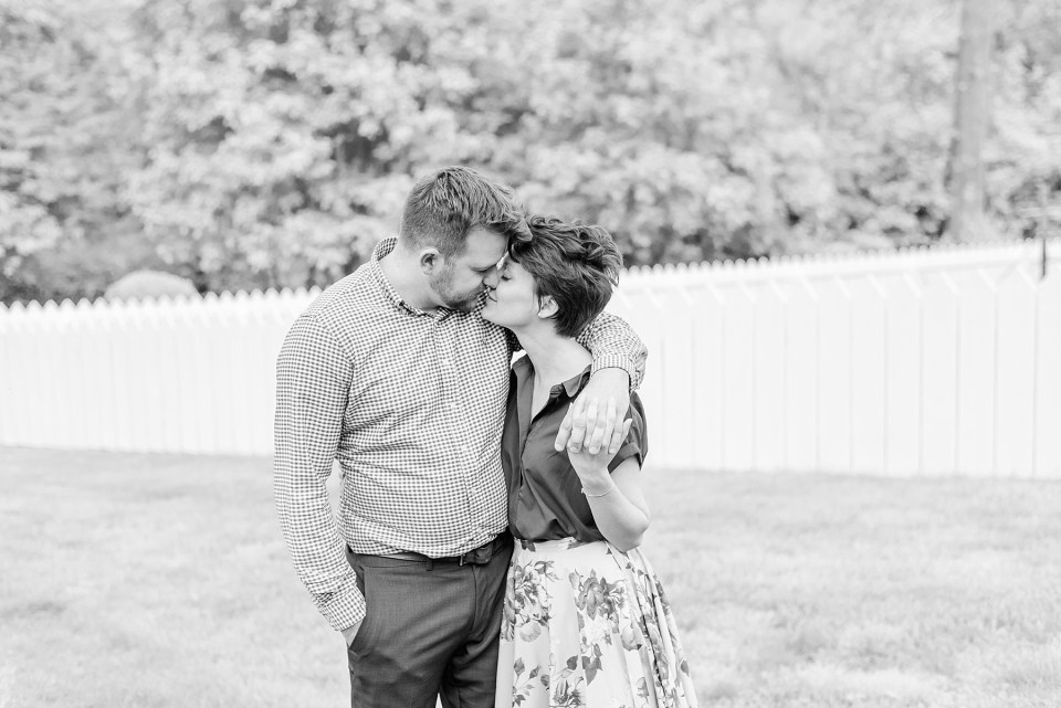 Pennsylvania engagement session photographed by Renee Nicolo Photography
