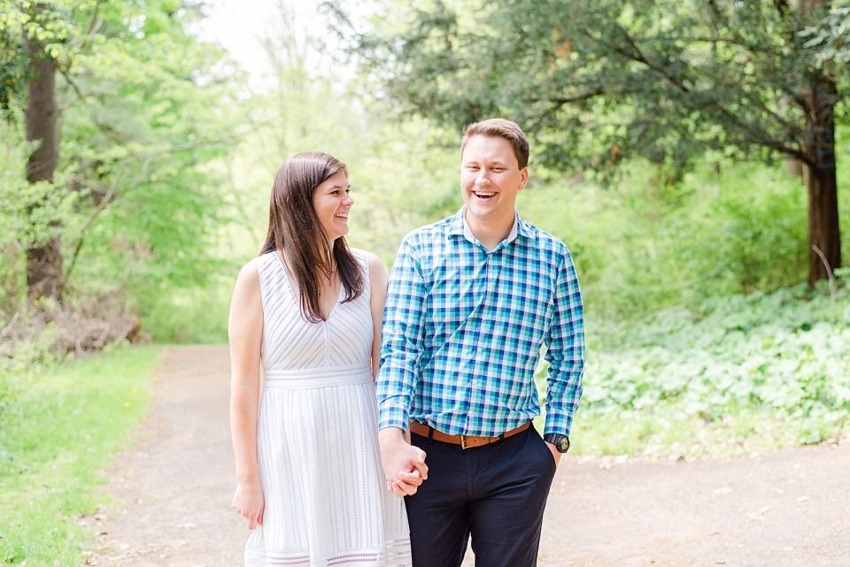 PA wedding photographer Renee Nicolo Photography captures engagement session