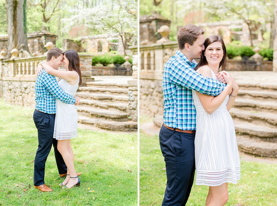 engagement session by PA wedding photographer Renee Nicolo Photography