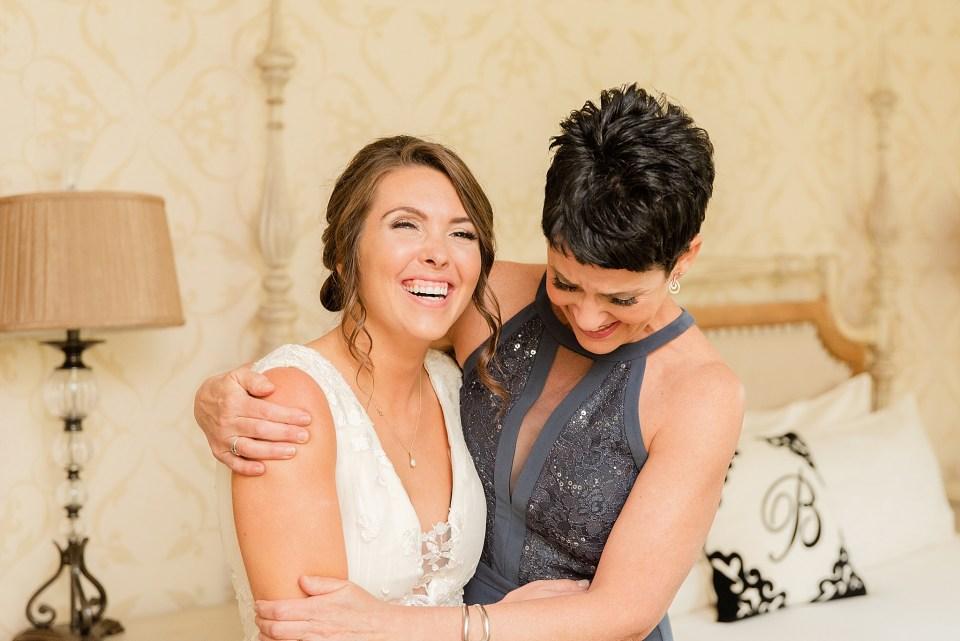 wedding gown prep by wedding photographer Renee Nicolo Photography