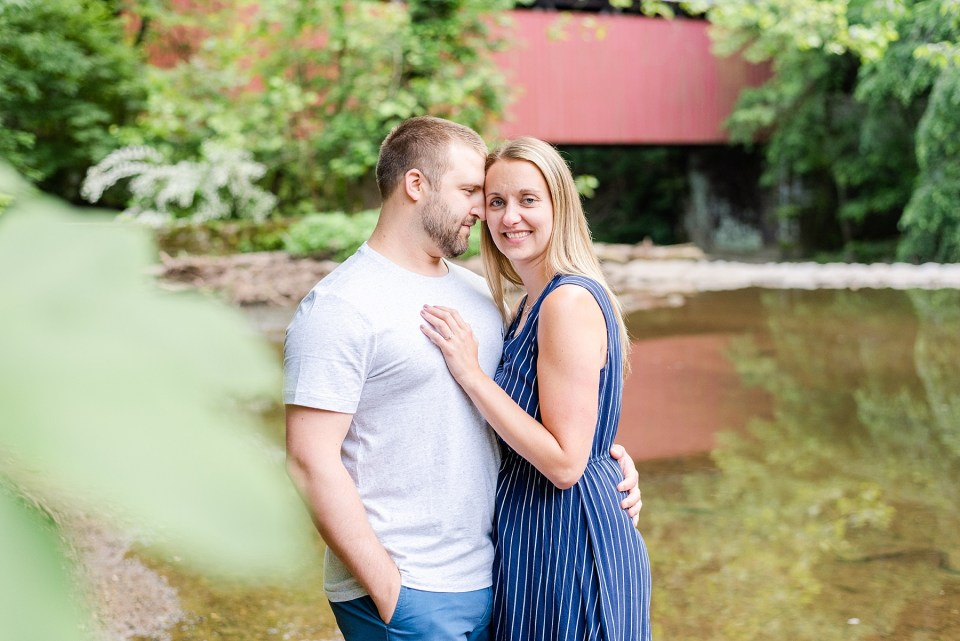 Montgomery County PA engagement session with Renee Nicolo Photography