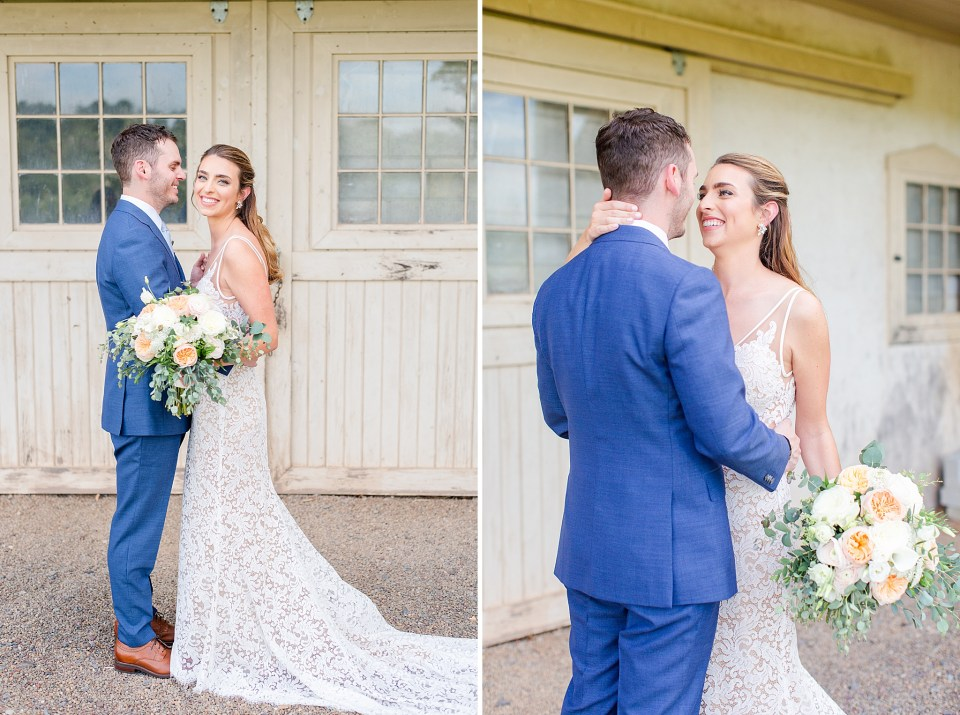 French Creek Golf Club wedding photos with PA wedding photographer Renee Nicolo Photography