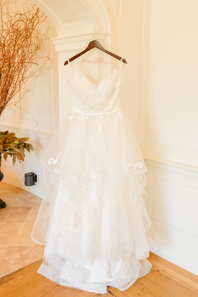 lace wedding gown photographed by PA wedding photographer Renee Nicolo Photography