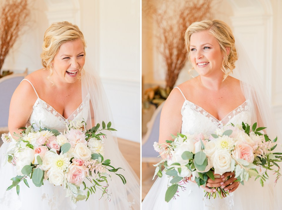 bridal portraits in PA photographed by Renee Nicolo Photography