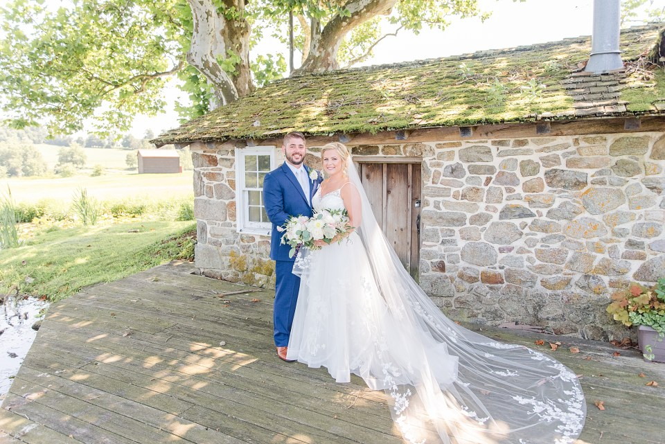 French Creek Golf Club wedding day photographed by Renee Nicolo Photography