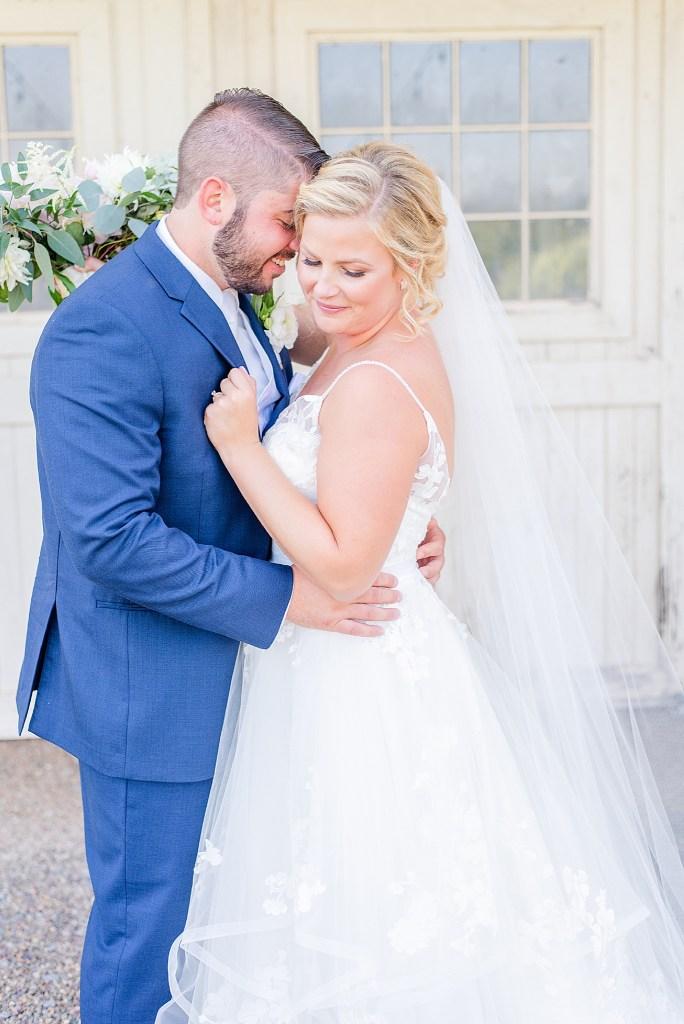 wedding portraits with Pennsylvania photographer Renee Nicolo Photography