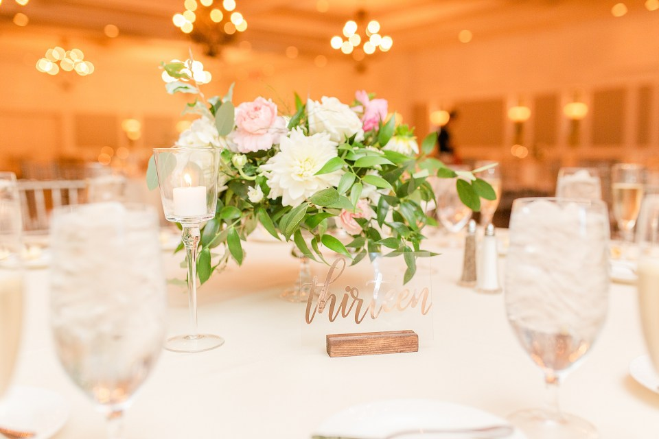 summer centerpieces photographed by Renee Nicolo Photography