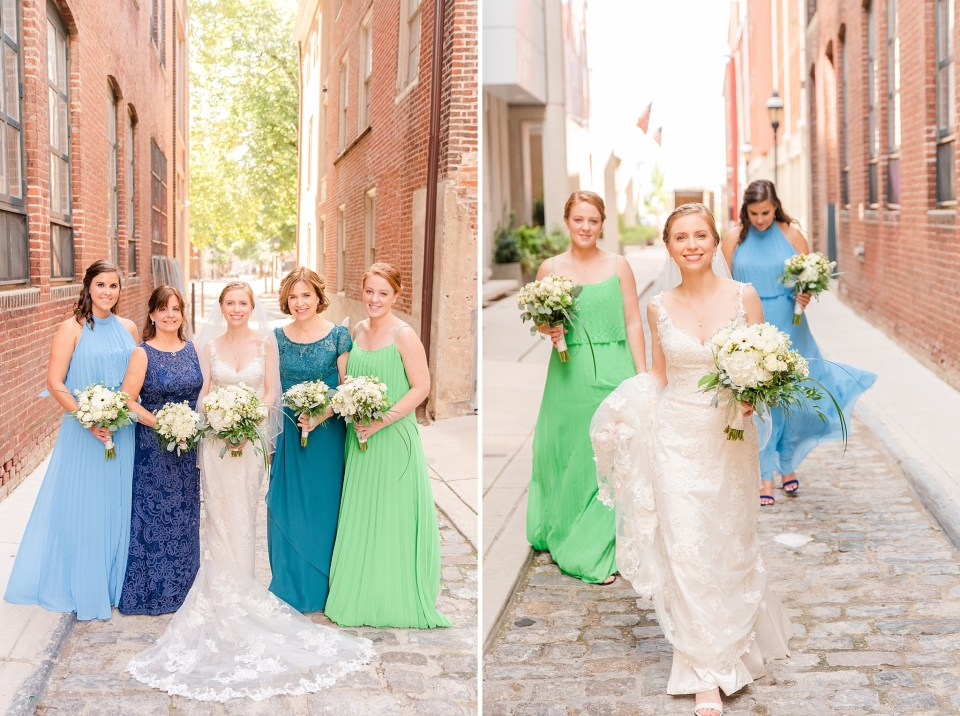 Philly wedding portraits with Renee Nicolo Photography