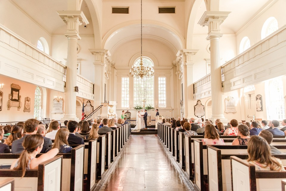 Christ Church wedding photographed by Renee Nicolo Photography