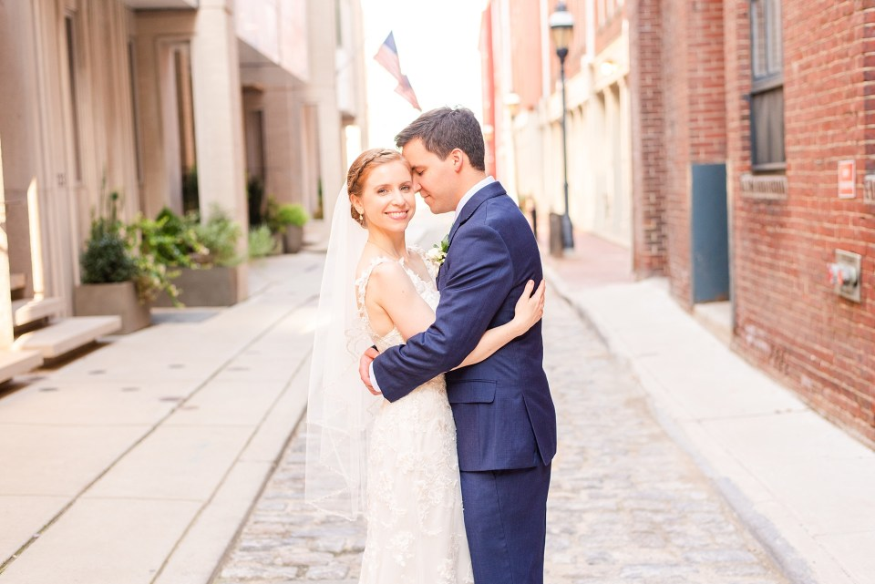 Christ Church wedding portraits by Renee Nicolo Photography
