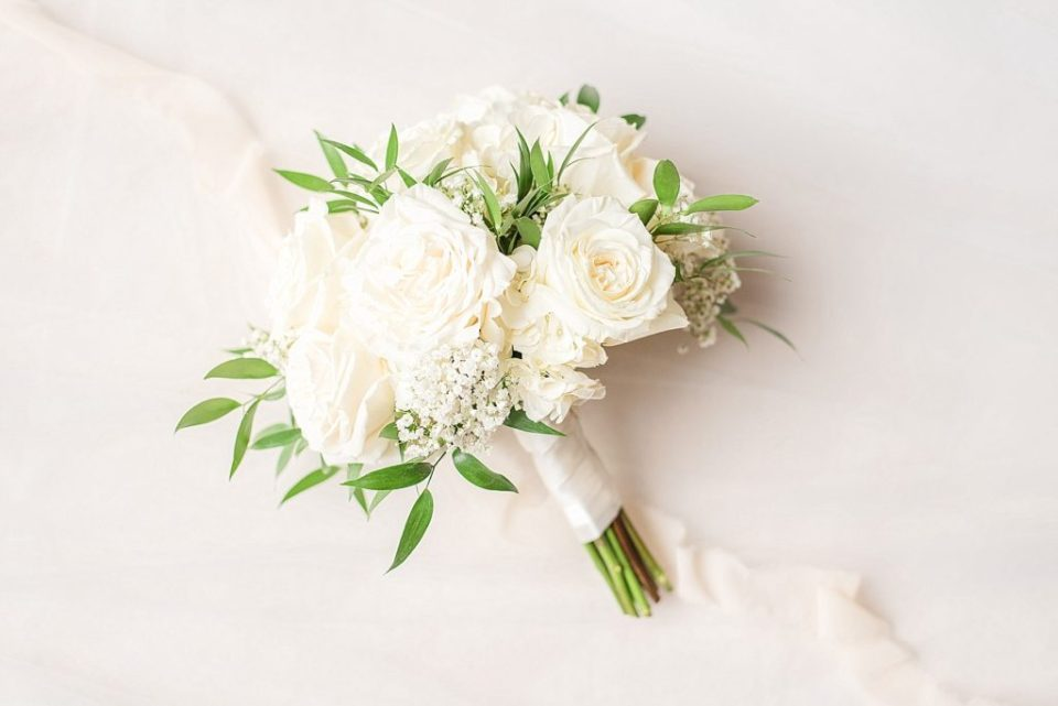 wedding bouquet by The Pod Shop photographed by Renee Nicolo Photography