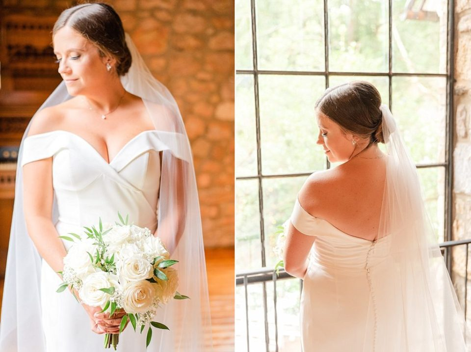 classic bridal portraits by Renee Nicolo Photography