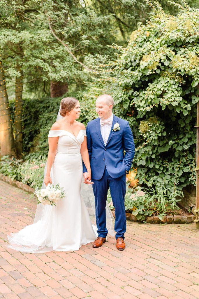 romantic wedding portraits with Renee Nicolo Photography