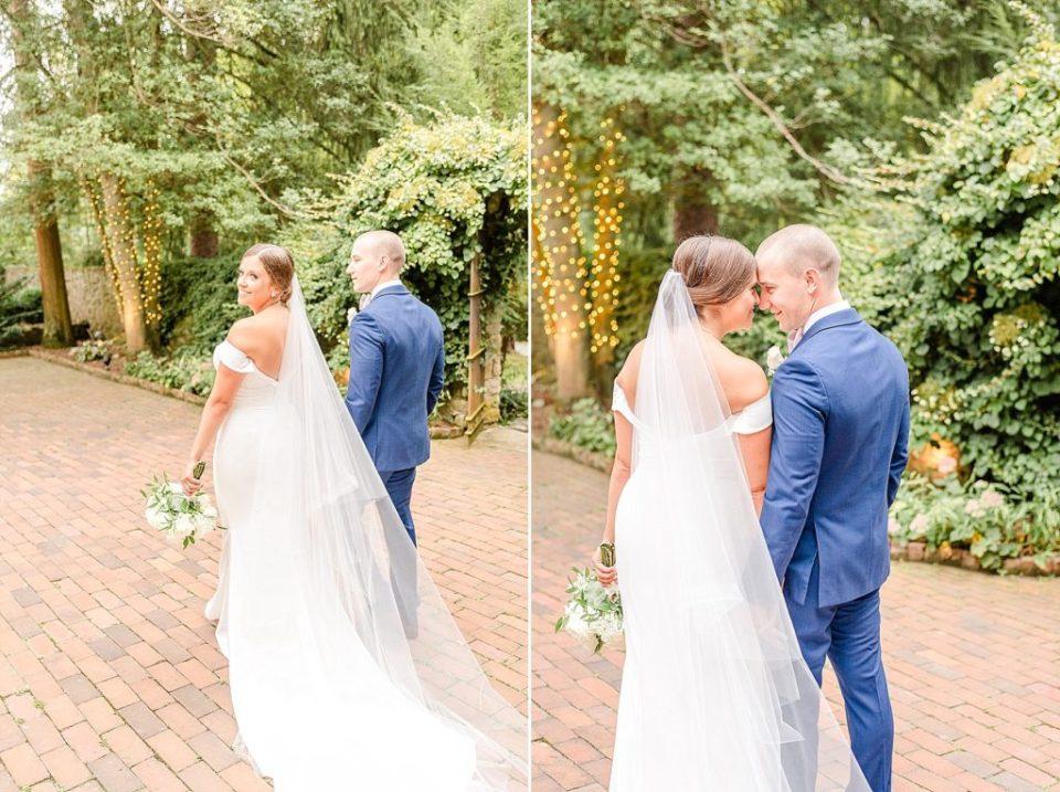 authentic wedding portraits with Renee Nicolo Photography