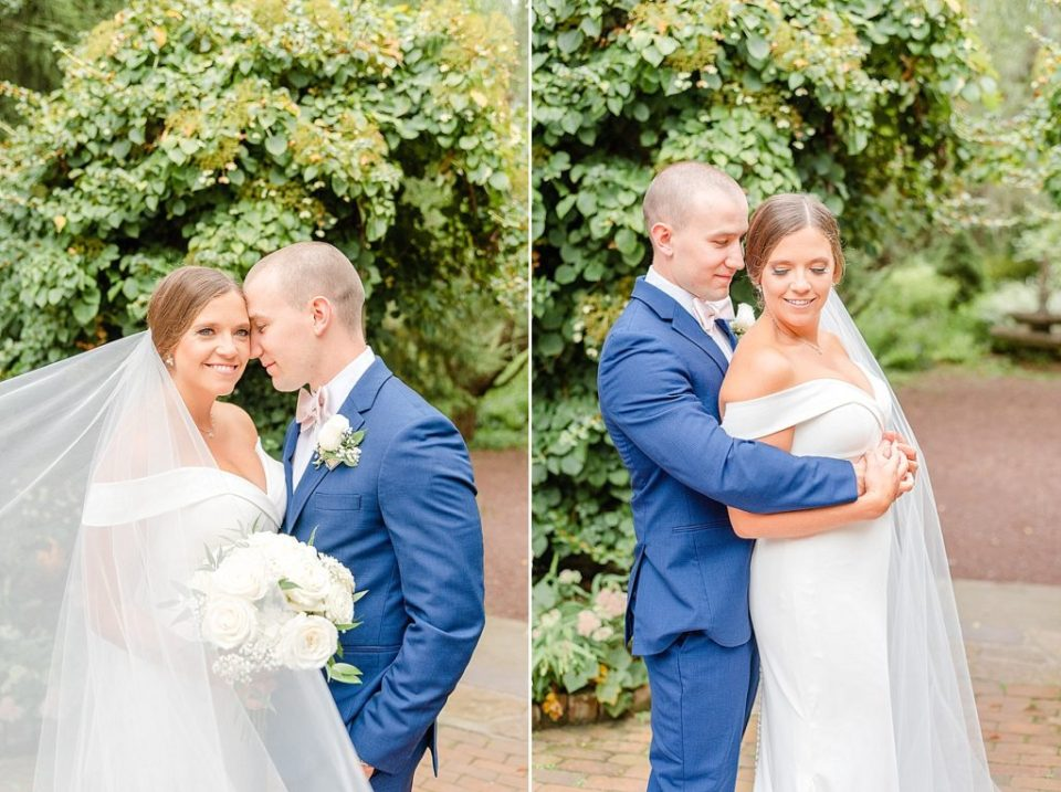 wedding day at HollyHedge Estate photographed by Renee Nicolo Photography