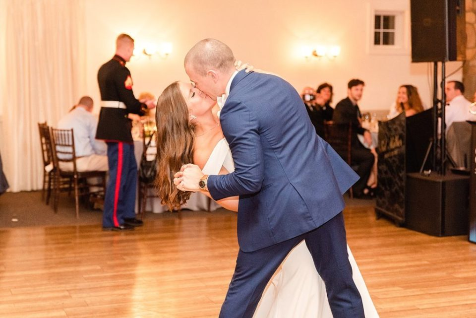 romantic first dance photographed by Renee Nicolo Photography