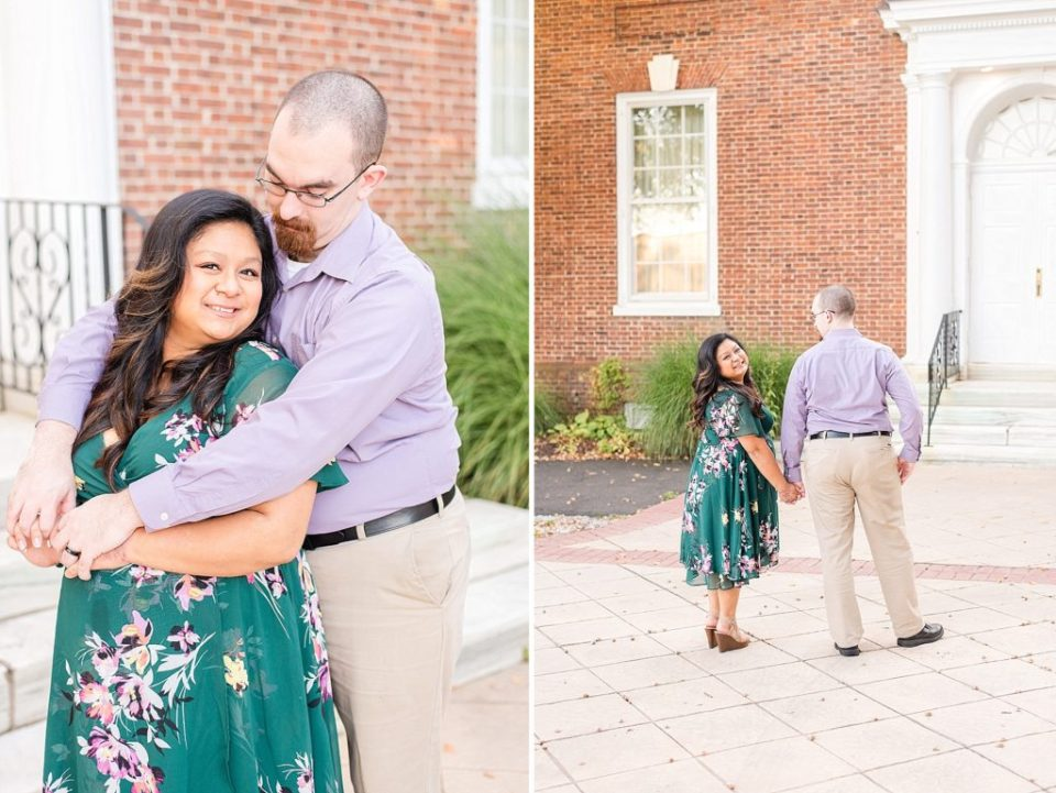 PA anniversary portrait session by Renee Nicolo Photography