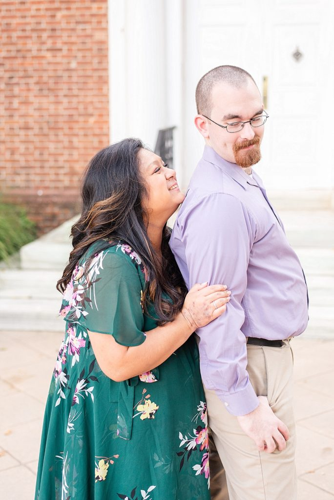 Doylestown anniversary session with Renee Nicolo Photography