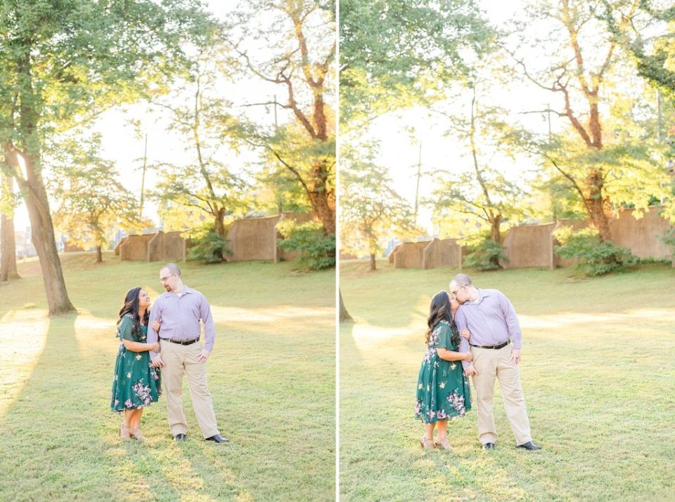 anniversary photo session with Renee Nicolo Photography