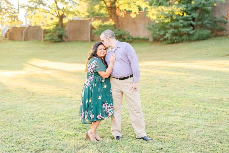 PA wedding photographer Renee Nicolo Photography captures anniversary photo session