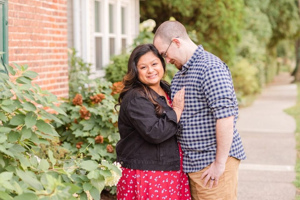 anniversary portrait session with Renee Nicolo Photography