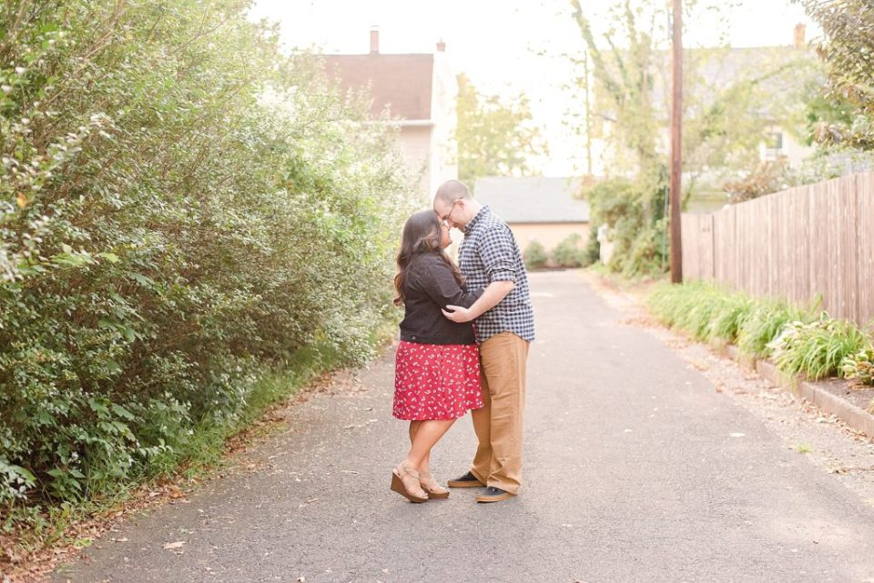 PA anniversary session photographed by Renee Nicolo Photography