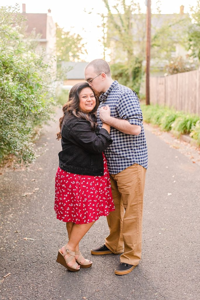 Pennsylvania anniversary session with Renee Nicolo Photography
