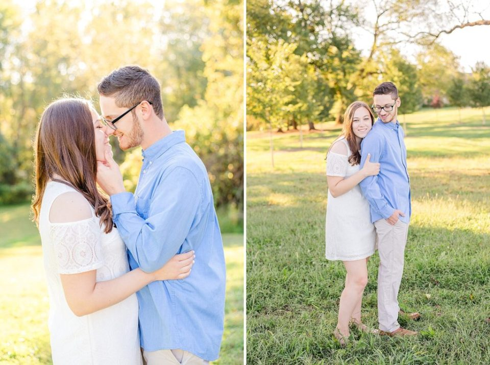 Stonebrook Farm engagement session with Renee Nicolo Photography