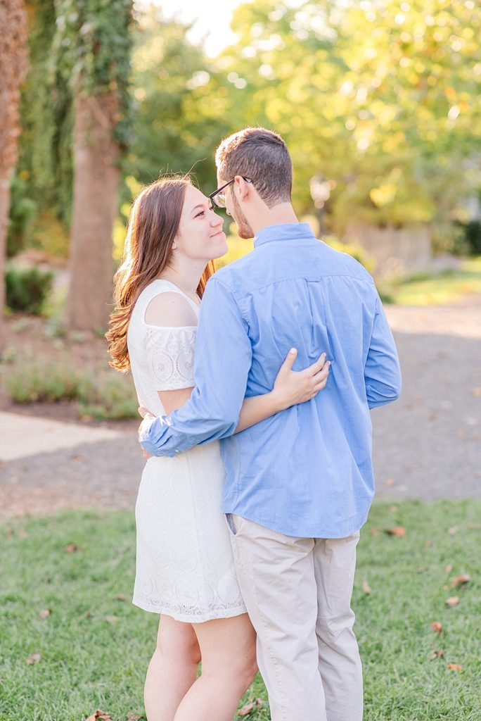 Bucks County Engagement portraits by Renee Nicolo Photography